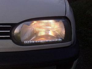 Dnevna svetla na vozilima